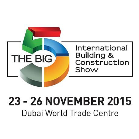 The Big 5 Trade show || Dubai, UAE, 23rd-26th of November 2015